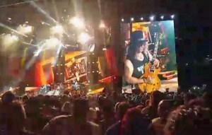 At Least 30 Arrests at Guns N' Roses Concert: Police
