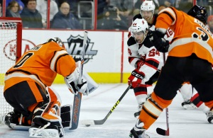 Devils Ground Flyers 2-1 in OT