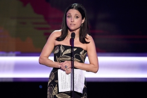 'Veep' Star Julia Louis-Dreyfus Has Breast Cancer
