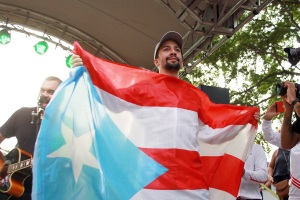 'Hamilton' Musical Aims to Give Puerto Ricans Their Shot At Performing