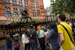 Harry Potter Play Eyes Broadway