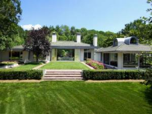 Sweet Home: $18.5M For A Contemporary Greenwich Estate