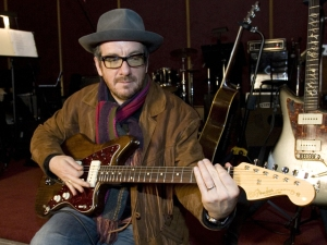 Elvis Costello Brings His