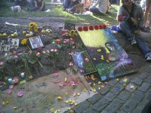 New York Gathers for John Lennon's Birthday
