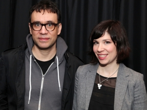 "SNL's Fred Armisen on Imitating Mubarak: Comedy ""Unites People"""