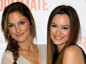 "Leighton Meester: Blair Waldorf ""Would Probably B*tch Slap"" My Character in ""The Roommate"""