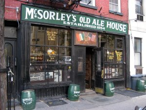 These 9 Irish Pubs Are Among the Highest Rated in NYC