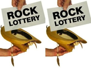 Get Lucky at Brooklyn's Rock Lottery