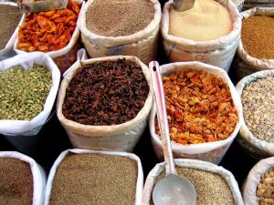 Even in Fatty Meals, Spices Have Health Value