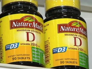 Low Vitamin D Levels May Increase Health Risks for Women