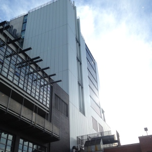 Photos of the New Whitney Museum