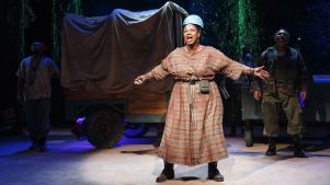 Review: 'Mother Courage and Her Children'