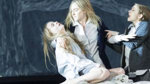 Review: This 'Crucible' Has an Otherworldly Edge