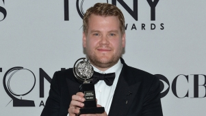 James Corden to Host the 2016 Tony Awards