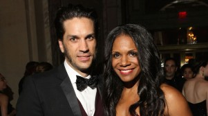 "Audra McDonald Expecting; Will Exit ""Suffle Along"""