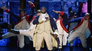 'Hamilton' Ending Live 'Ham4Ham' Lotto<br />