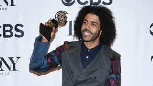 Daveed Diggs to Leave 'Hamilton' July 15<br />