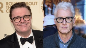 Nathan Lane, John Slattery Lead Starry 'Front Page' Revival