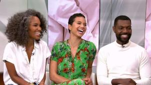 """Catching Up with the Creator & Cast of """"Love Is_"""""""