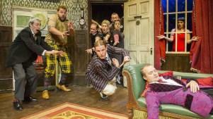 J.J. Abrams Bringing Hit London Farce to Broadway