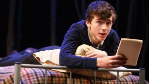 Review: World Premiere of Shanley's 'Prodigal Son'