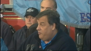 "Christie: Hope Romney Continues to ""Be a Voice"" in Public Life"