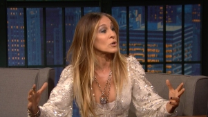 'Late Night': Sarah Jessica Parker Has One Big Post-Midterms Question