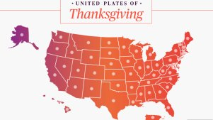 United Plates of Thanksgiving: 52 Recipes From 52 Chefs Across the Country