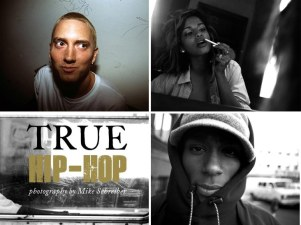 Weds: Mike Schreiber & 'True Hip-Hop' @ Clic Gallery