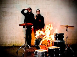 Japandroids Pay It Back at the Music Hall Of Williamsburg
