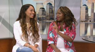 "La La Anthony & Naturi Naughton on ""Power"""