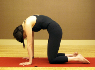 The Home Stretch: Cool Off With Yoga