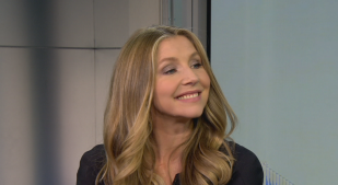 Catching Up with Sarah Chalke