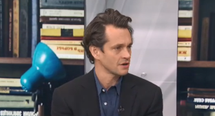 Talking 'Apologia' & More with Hugh Dancy