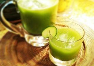 The Vegetable Diaries: Cucumber Lime Agua Fresca
