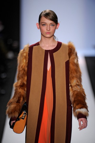 Subtle Fur Accents on the Fall Catwalks