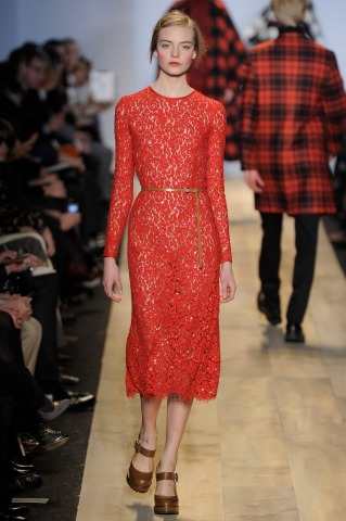 Michael Kors Has Glamorous Take on Rustic Americana for Fall