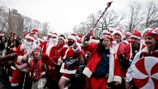 New York City SantaCon Retains Civil Rights Lawyer