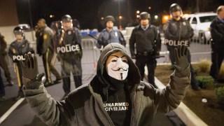 Photos: Ferguson on Edge Ahead of Grand Jury Decision