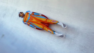 Hansen Punches Ticket Onto Luge World Cup Team