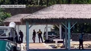 [NY] FBI Searches Epstein's Island; Questions Surround Suicide