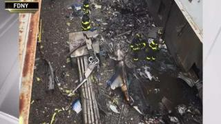 [NY] One Killed in Midtown Helicopter Crash into High-Rise