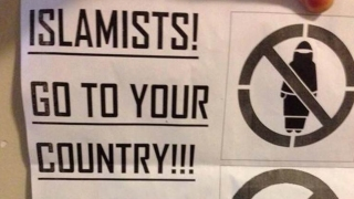 NYPD Probing Anti-Islam Fliers Posted in Brooklyn