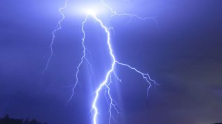 Lightning Strike Kills Boy in Pennsylvania Swimming Hole