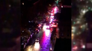 [NY] NYPD Officer, Suspect Shot in Harlem Apartment Building