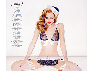 French Vogue's Sexy 2009 Calendar