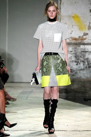 Proenza Schouler's Mixed-Media Collection Inspired by Tumblr