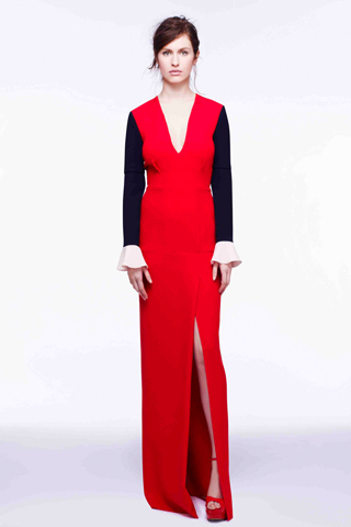 Siren Red Looks for Pre-Fall