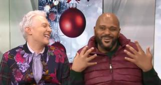 Ruben Studdard & Clay Aiken's Christmas Show