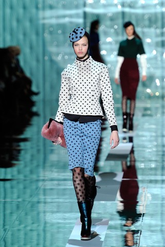 Trend Watch: Grown-Up Polka Dots